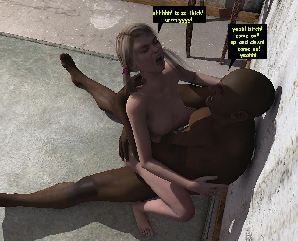 Uncensored 3d porn