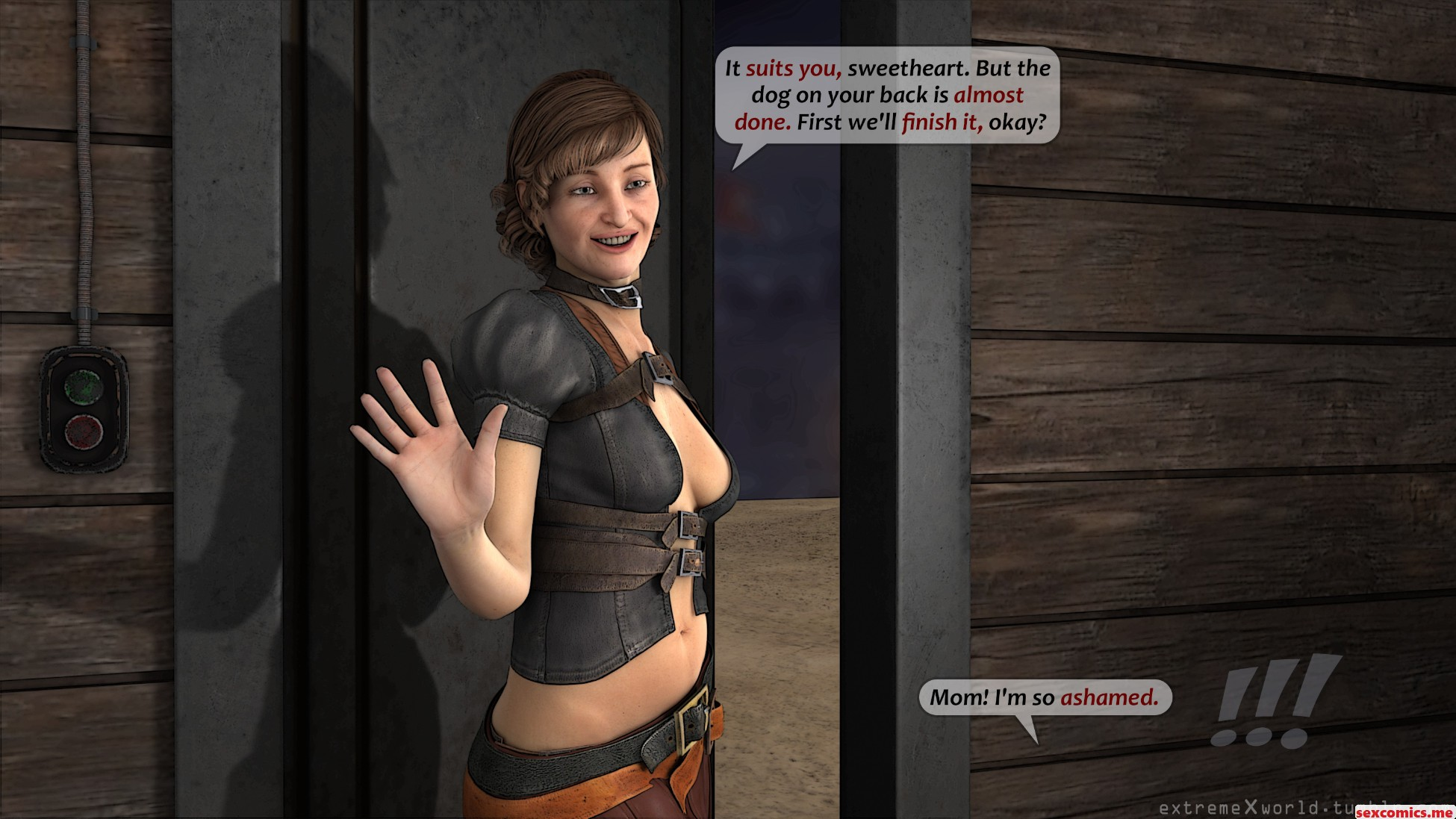 Apocalyptica Porn extremexworld apocalyptica free 3d porn comics   download
