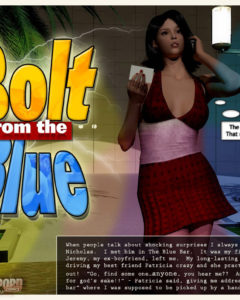 Ultimate3DPorn – Bolt From The Blue | Free 3D Porn Comics