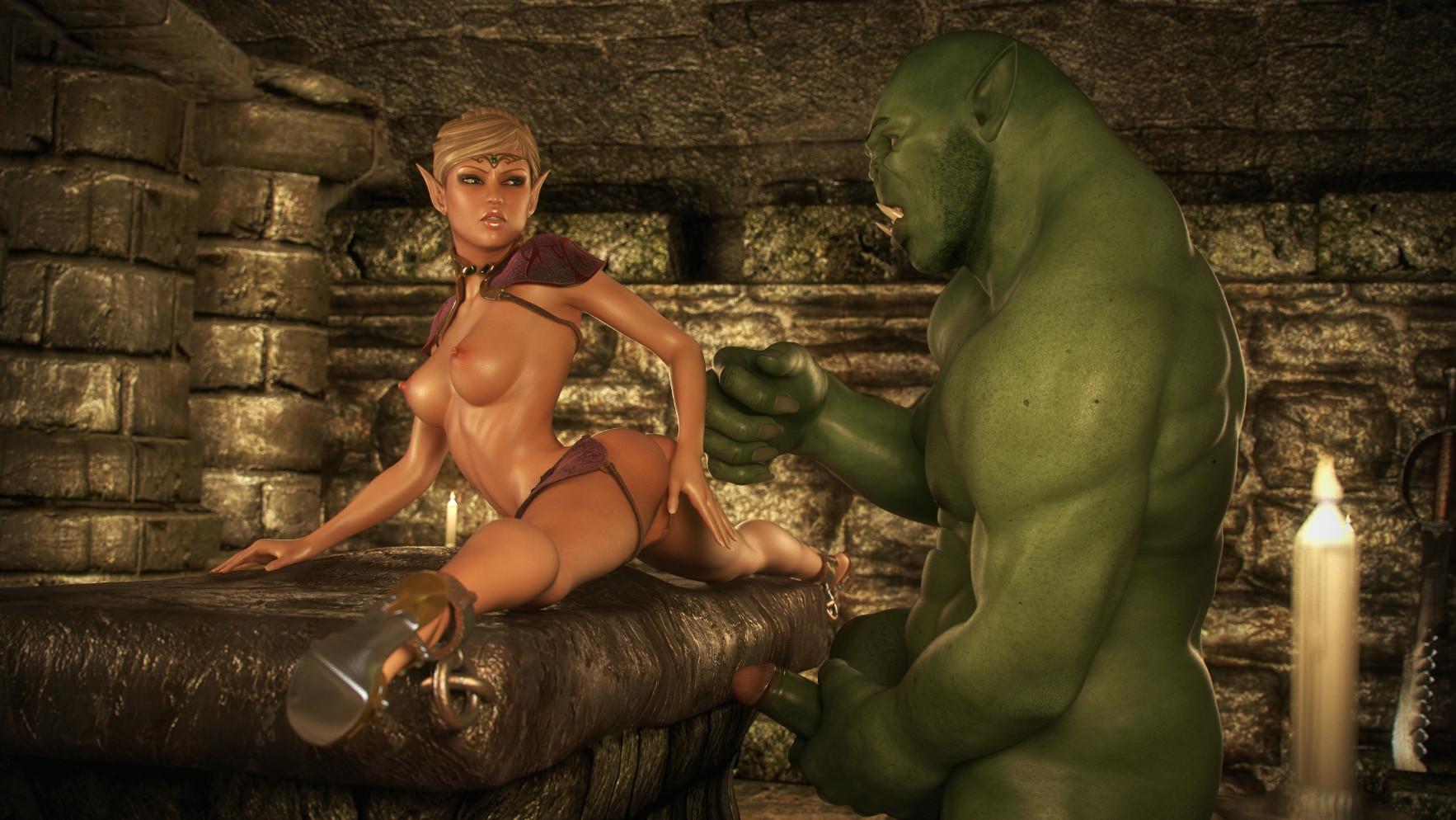 Orc elf monster porn rape video porn pussys