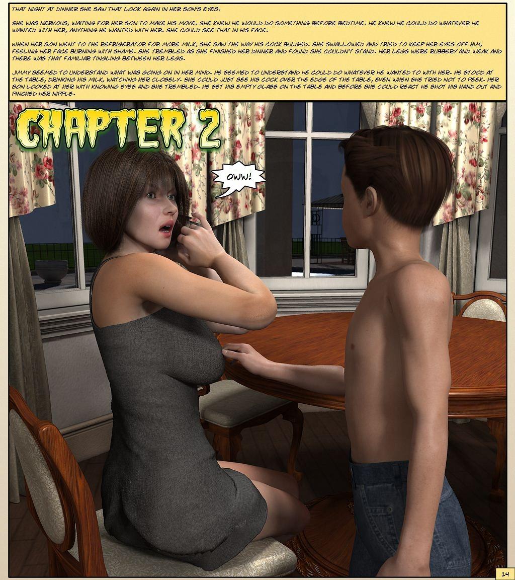 free 3d sex mom son cartoons