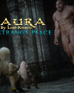 Lord Kvento – Naura – The Strange Place | Free 3D Porn Comics