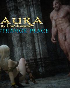 Lord Kvento – Naura – The Strange Place | Free 3D Porn Comics