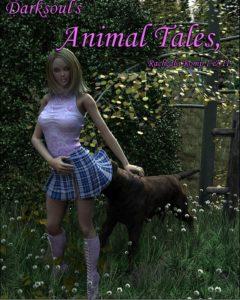 DarkSoul3D – Racheal's Romp | Free 3D Animal Porn Comics
