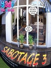 Y3DF – Sabotage 3 | Free 3D Incest Porn Comics