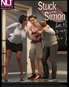 NLT Media – Stuck With Simon | Free 3D Family Incest Porn Comics
