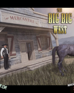 Y3DF – The Big Big West – Complete! | Free 3D Incest Porn Comics