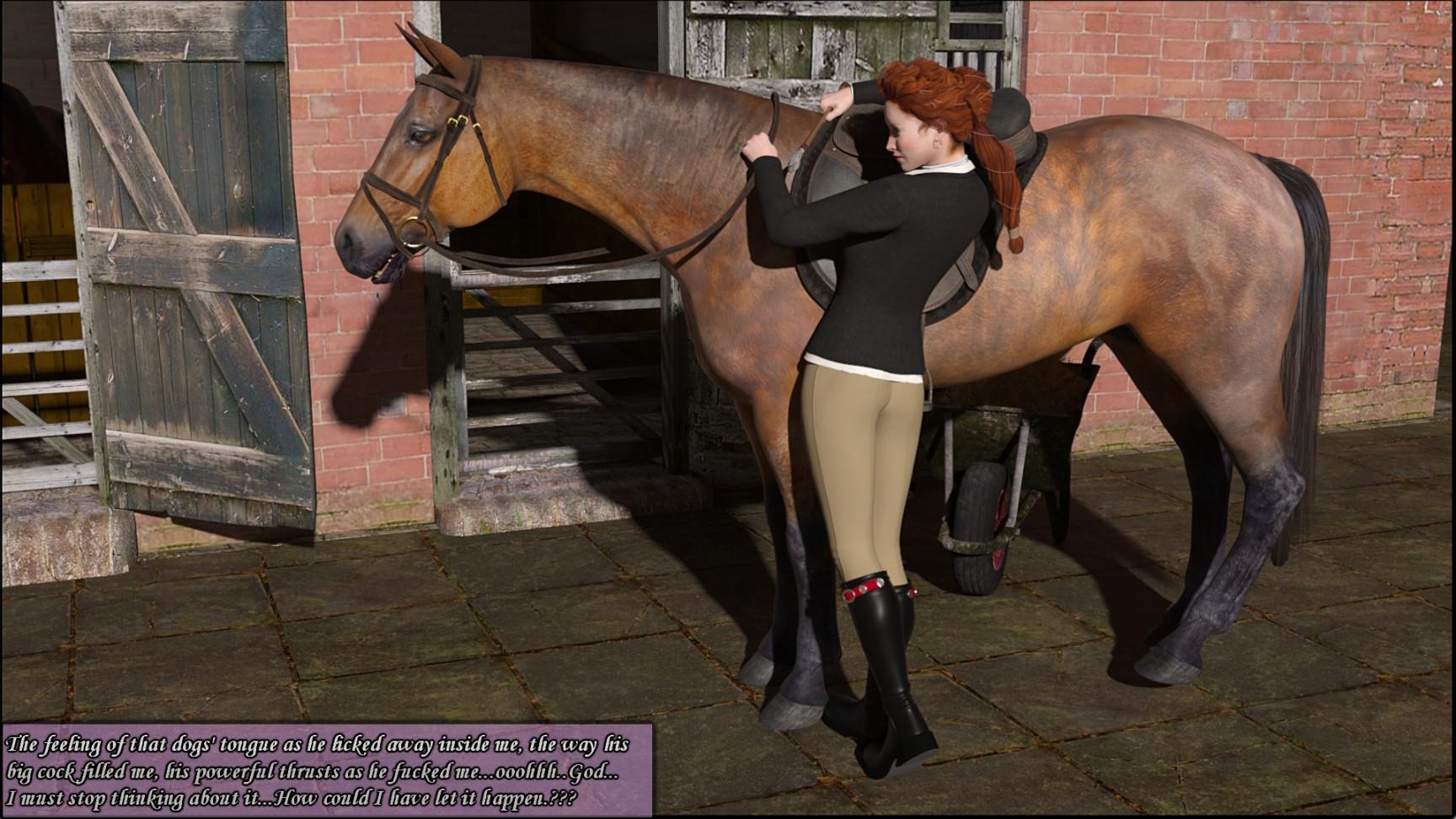 Horse sex free