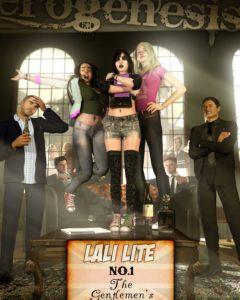 Erogenesis – Lali Lite 1 – The Gentlemen's Club | Free 3D Porn Comics