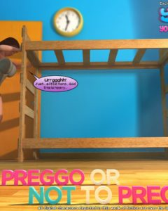 Y3DF – To Preggo Or Not To Preggo | Free 3D Incest Porn Comics