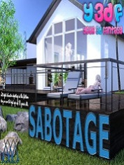 Sabotage 1 – Y3DF | Free 3D Family Incest Porn Comics