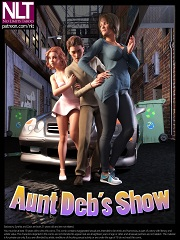 NLT Media – Aunt Deb's Show | Free 3D Incest Porn Comics