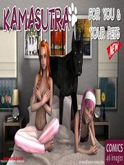 ExtremeXWorld – Kamasutra | Free 3D Animal Porn Comics Online