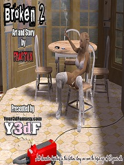 Y3DF – Nadia and Jimmy – Broken 2 | Free 3D Incest Sex Comics