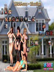 Y3DF – The Quick One   Free 3D Mom son Incest Porn Comics Online