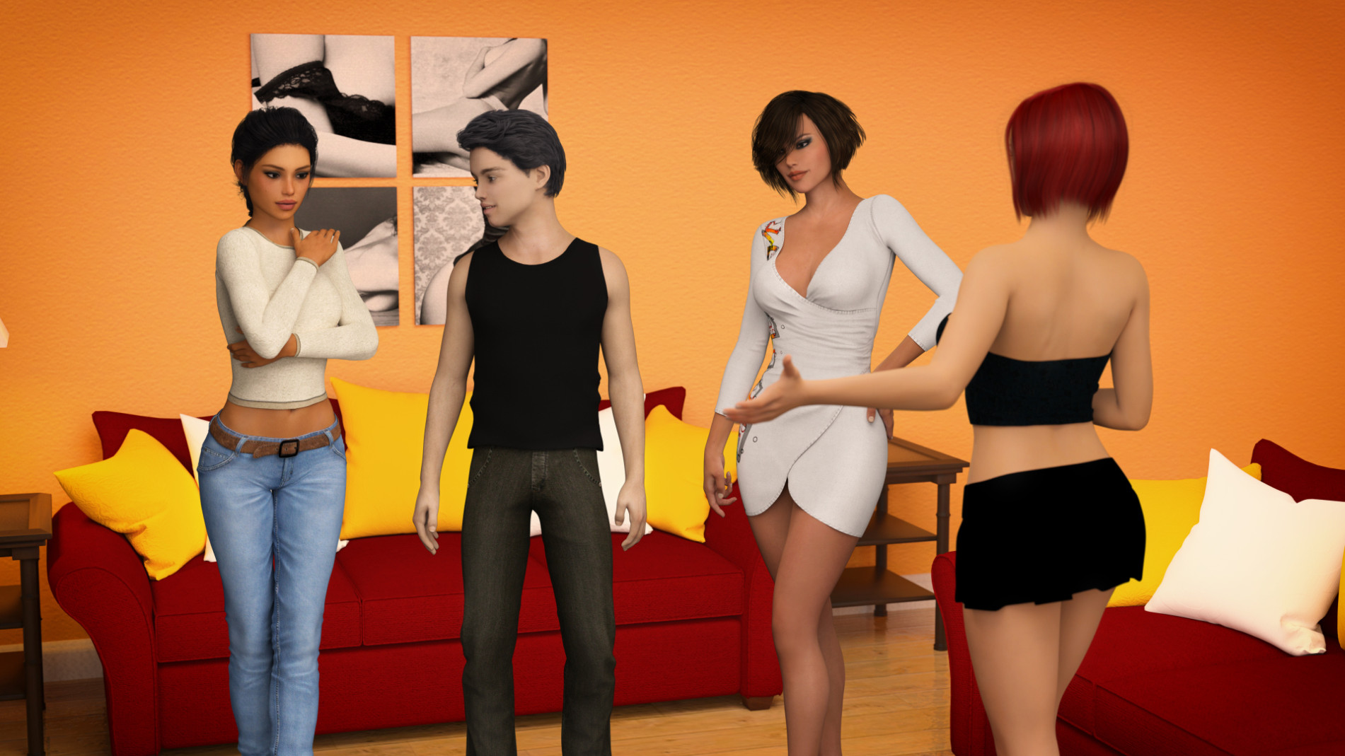 3d brother and sister nsfw comic