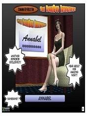 The Bonebob Interviews – Annabel – BoneBob | 3D Animal Porn Comics