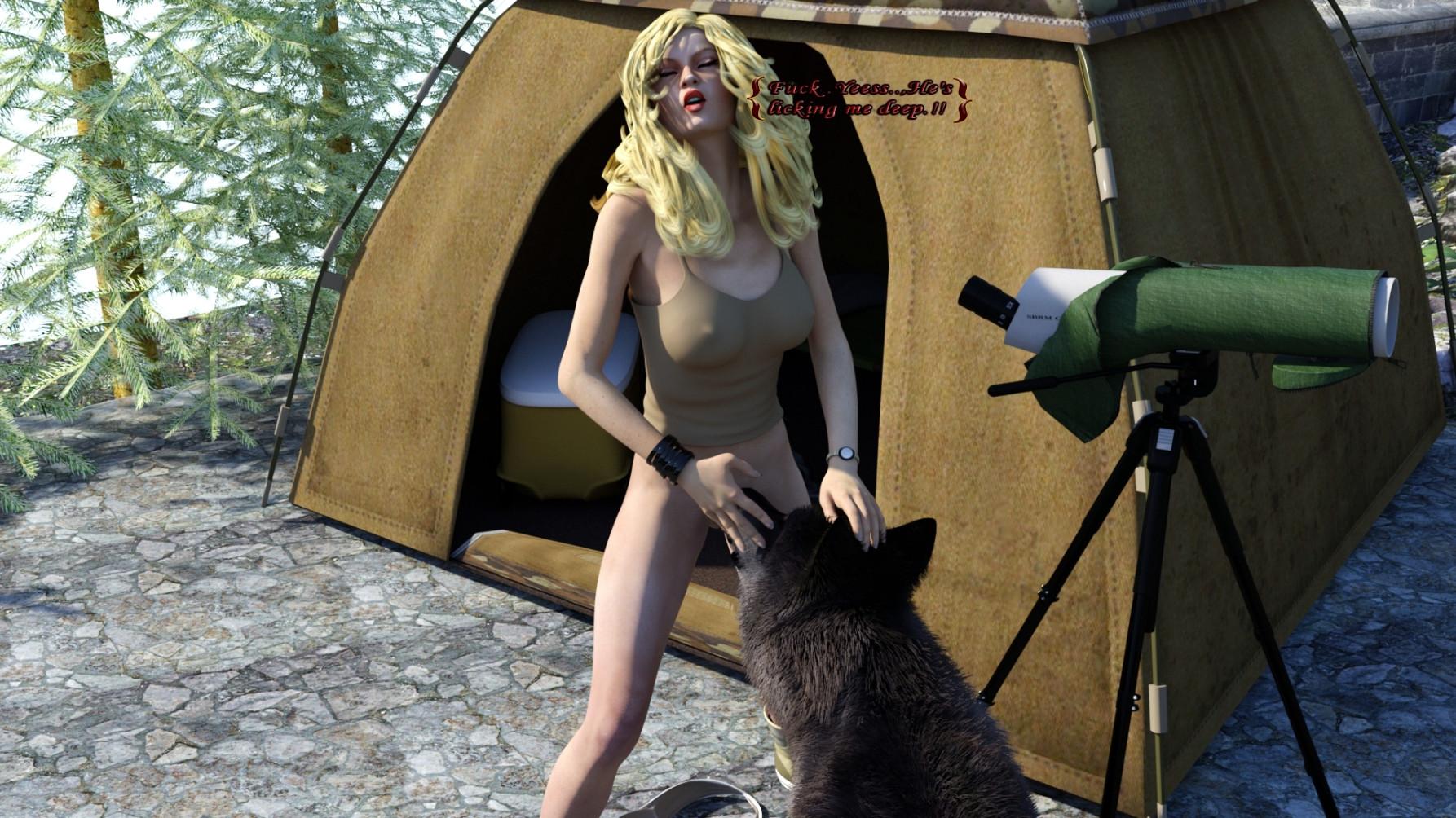 darksoul3d lone wolf 3d animal free porn comics