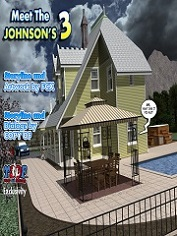 Y3DF – Meet the Johnson's 3 | Free 3D Mom son Incest Porn Comics