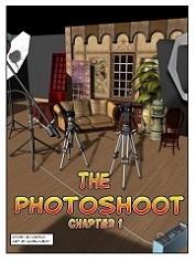 Goblinboy – The Photoshoot 1-4 | Free 3D Porn Comics Online