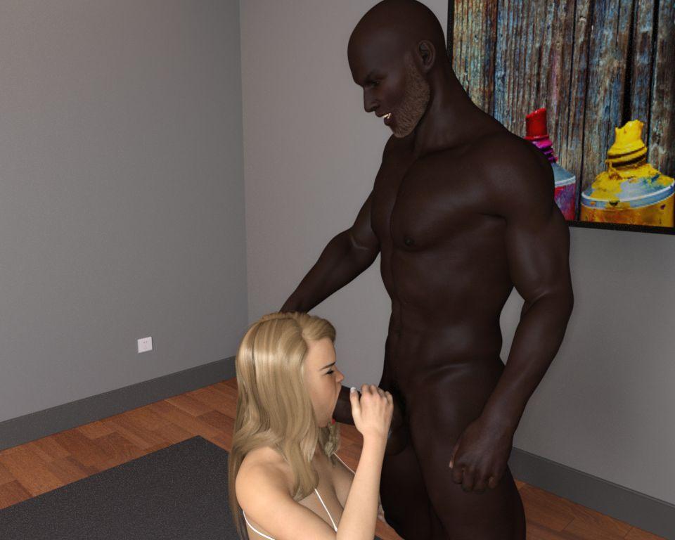 interracial-d-porn