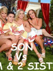 Son fucks mom and sisters | Free Porn Comics Online