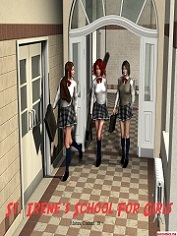 Fasdeviant – St. Irene's School for Girls – Ch1 | Free Porn Comics