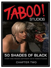 Taboo Studios – 50 Shades of Black 2 | Porn Comics