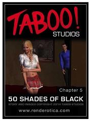 Taboo Studios – 50 Shades of Black 5 | Interracial Porn Comics