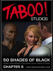 Taboo Studios – 50 Shades of Black 6 – Free Porn Comics