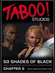 Taboo Studios – 50 Shades of Black 6 – Free Porn Comics