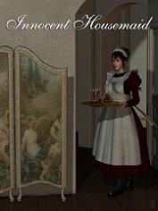 Innocent Housemaid – Kunimasa | Free Porn Comics Online