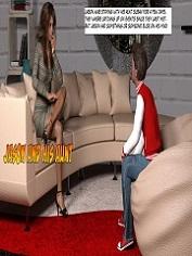 Jason And His Aunt | Free Porn Comics Online