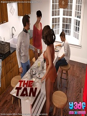 Y3DF – The Tan | Free Porn Comics