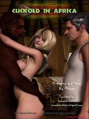 Moiarte – Cuckold in Africa 1-2 | Free Porn Comics