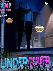 Y3DF – Undercover | Free Porn Comics