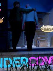 Y3DF_Undercover