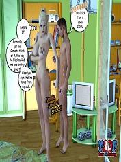 Y3DF – The Plan 1 | Free Porn Comics