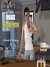 Y3DF – Deus In Machina | Free Porn Comics